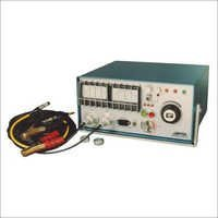 Phase to Phase Hv Dc Test Set