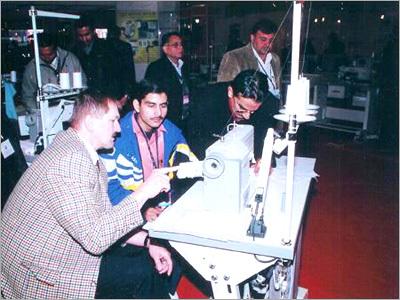 Apparel Machinery Trade Show Organizer