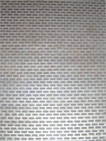 Slot Hole Perforated Sheet