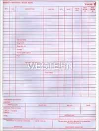 Preprinted Computer Stationery