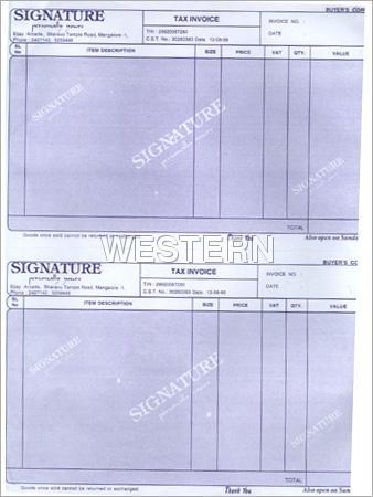 Debit Notes