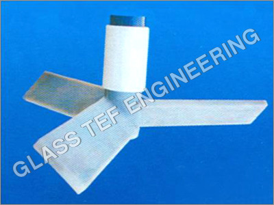PFA Lined Angular Type Blade