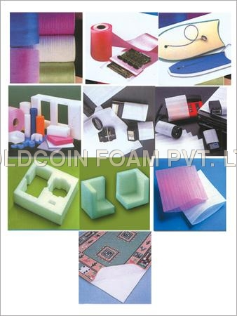 Expanded Poly-Ethylene Packaging Foam (Application