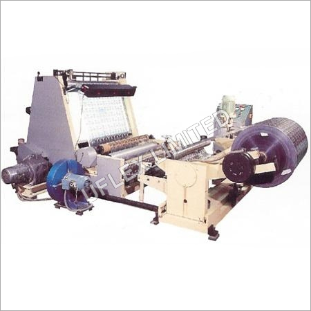 Inspection rewinder Machine