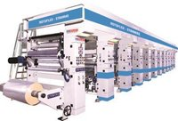 Rotogravure Printing Machine Or Rotoflex Super