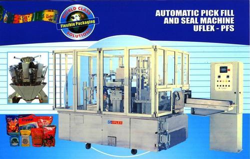Automatic Pick Fill Seal Machine