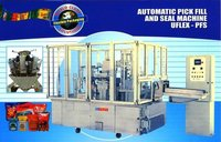 Automatic Pick Fill Seal Machine