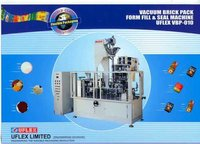 Vacuum Brick Pack Form Fill Machines