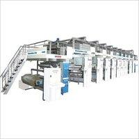 Rotogravure Printing Machine MODEL: ELS  STANDARD