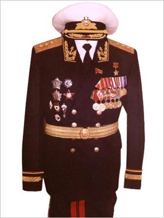 Navy Uniform