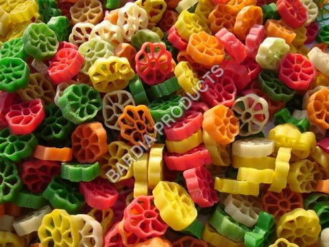 Colour Flower Wheat Pellets
