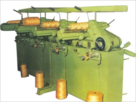 Precision Cross Winding Machine