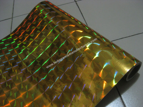 Polyester Holographic Films