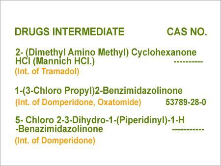 Dimethyl Amino Propyl Chloride