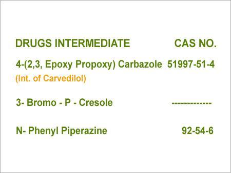 N Phenyl Piperazine
