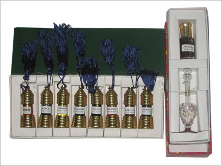 Fancy Perfume Bottle