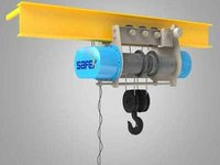 Electric Wire Rope Hoist Crane