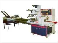Automatic Horizontal Wrap Machine