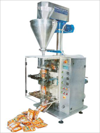 Collar Type Automatic Pouch Packing Machine