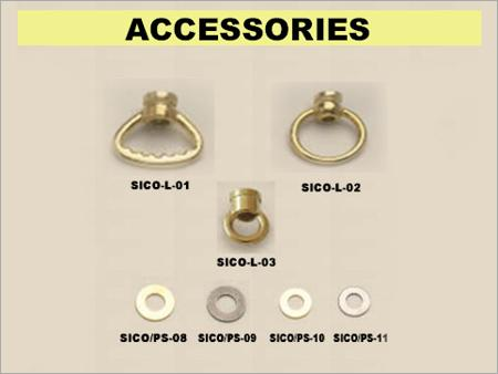 Brass Lighting Components
