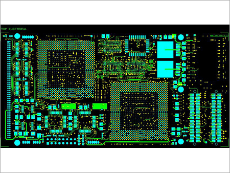 Design of 10 layer PCB