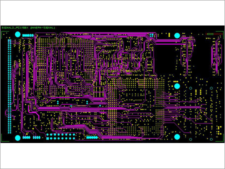 PCB Design Inner layer