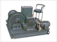 Electric Wire Rope Winch Machine