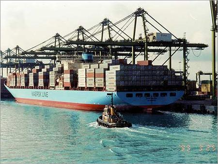 Shipping services for Pasir Panjang