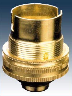 Brass Lamp Holder Pendant
