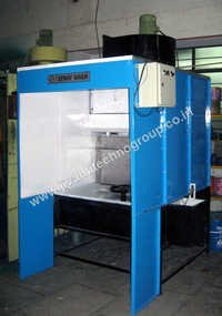 Mini Dynamic Booth Silver
