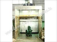 Spray Wash Booth