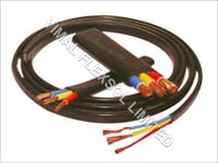PVC Submersible Flat Cables