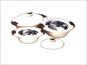 Steel Food Casseroles