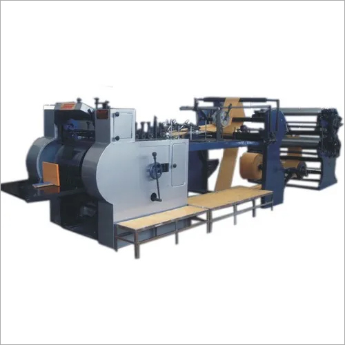 Paper Bag Making Machinery