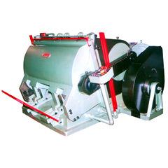 Carton Punching & Creasing Machine