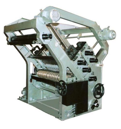 Duel flute corrugation machine