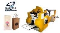 Automatic Paper Bags Forming Machine