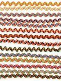 Rick Rack Laces