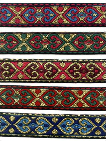 Embroidered Fancy Laces