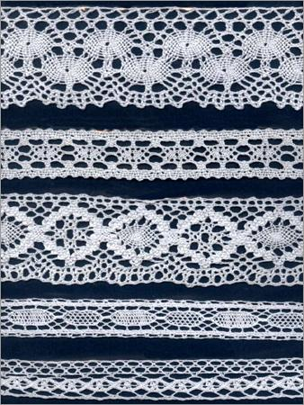Cotton Crochet Laces