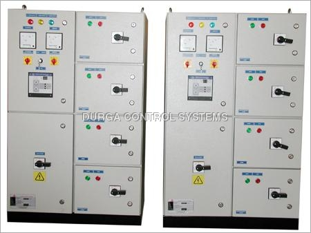 Capacitor Power Control Panels