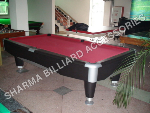 Imported custom made American Pool Tables