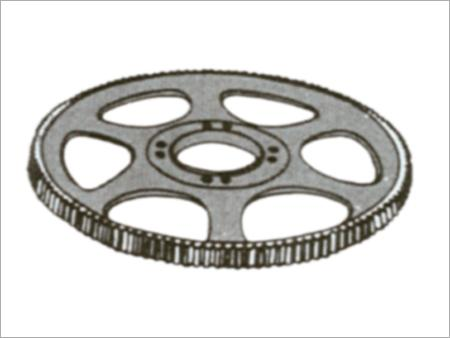 Gear Wheel for wrap beam