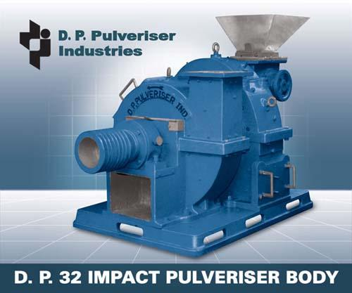 Impact Pulverizer Body