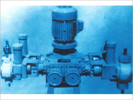 Turnkey Dosing Pumps