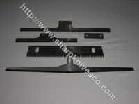 Packaging Industry Zigzag Blades