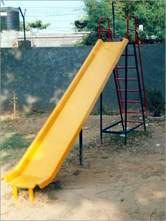 Childrens Outdoor Slide
