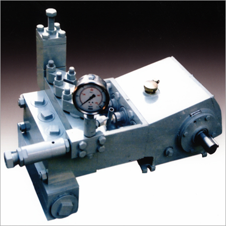 Electric Triplex Pumps
