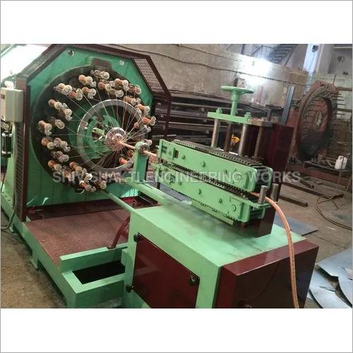 HORIZONTAL BRAIDING MACHINE