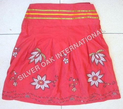 Embroided Skirts